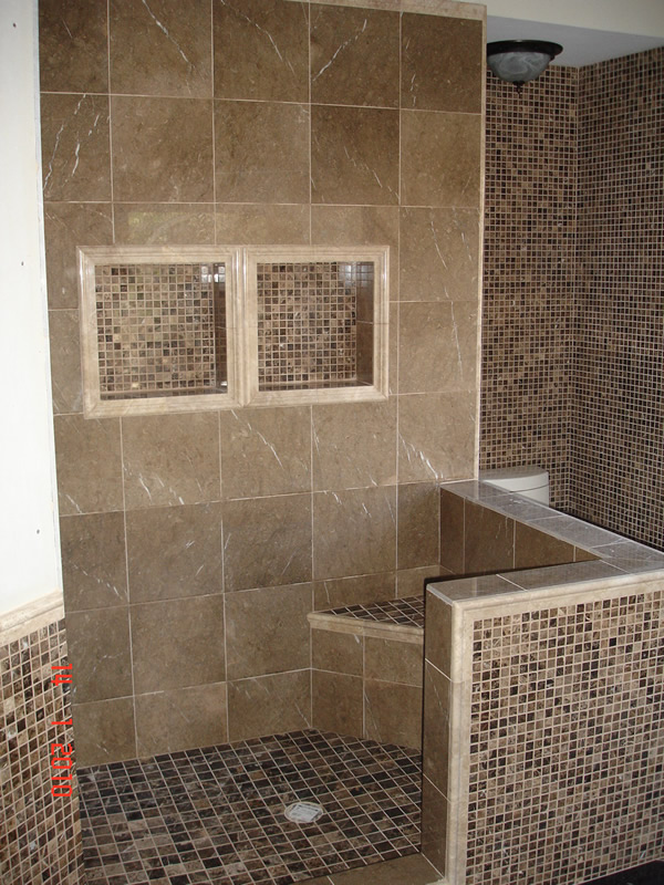 Tile style complete atlanta bathroom remodeling for Bath remodel alpharetta